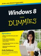 WINDOWS 8 PARA DUMMIES (EBOOK)