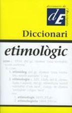 DICCIONARI ETIMOLOGIC