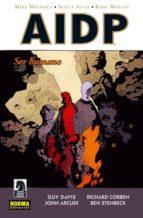 AIDP. Ser Humano - Volumen 16 (Cómic USA)