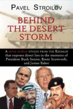 BEHIND THE DESERT STORM (EBOOK)