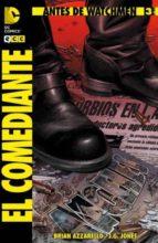 Antes de Watchmen: El Comediante núm. 03