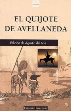 Z El Quijote de Avellaneda (CLASICOS)