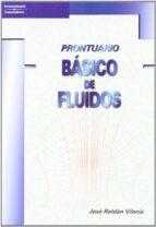PRONTUARIO BASICO DE FLUIDOS