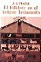 FOLKLORE EN EL ANTIGUO TESTAMENTO, EL
