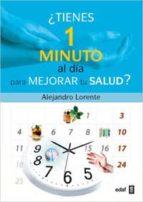 ¿TIENES UN MINUTO AL DÍA PARA MEJORAR TU SALUD? (EBOOK)