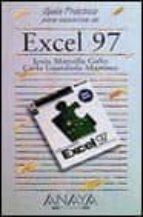 EXCEL 97 (GUIAS PRACTICAS)