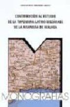 CONTRIBUCION AL ESTUDIO DE LA TOPONIMIA LATINO-MOZARABE DE LA AXA RQUIA DE MALAGA