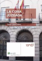 LA COSA JUZGADA (EBOOK)