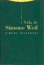 Vida De Simone Weil (Estructuras y Procesos. Religión)