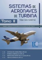 SISTEMAS DE AERONAVES DE TURBINA III (EBOOK)