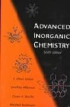 Advanced Inorganic Chemistry: A Comprehensive Text