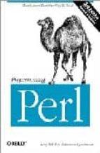 PROGRAMMING PERL (3RD ED)