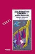 ANALISIS DE DATOS ECONOMICOS I: METODOS DESCRIPTIVOS