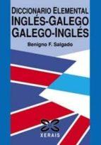 DICCIONARIO ELEMENTAL GALEGO-INGLES / INGLES-GALEGO