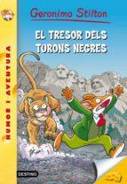 El tresor dels Turons Negres: Geronimo Stilton 56