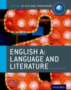 Ib course book: english A, language & literature. Con espansione online. Per le Scuole superiori (Ib Course Companions)