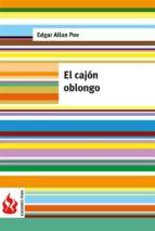 El cajón oblongo: (low cost). Edición limitada