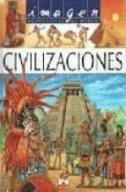Panini - Civilizaciones Antiguas, Cromo Coleccionable (SFEIMACIV) (Imagen Descubierta Del Mundo)