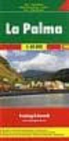 LA PALMA, MAPA DE CARRETERAS (1:40000) (FREYTAG & BERNDT)