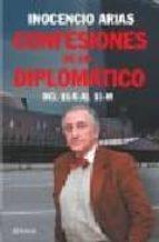 Confesiones de un diplomático ((Fuera de colección))
