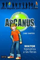 WIKTOR HIPNOTIZA A LAS FIERAS (EBOOK)
