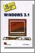 15 HORAS CON WINDOWS 3.1