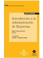 INTRODUCCION A LA ADMINISTRACION DE EMPRESAS (6ª ED.)