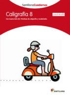 CALIGRAFIA 8 CUADRICULA