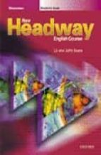 new headway. student s workbook audio cd (elementary)-john soars-9780194376273