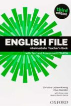 english file intermediate teachers book (3rd ed.) 9780194597173