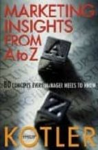 marketing insights from a to z: 80 concepts every manager needs t o know-philip kotler-9780471268673