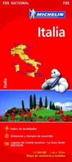 mapa italia  2015 ref. 11735 9782067200173