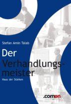 der verhandlungsmeister (ebook)-s amin talab-9783950226973