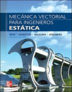 mecanica vectorial para ingenieros, estatica  9ª ed. ferdinand p. beer 9786071502773