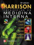harrison: principios de medicina interna (2 vols.) (18ª ed.) incluye dvd anthony fauci 9786071507273