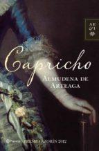 capricho (premio azorin 2012)-almudena de arteaga-9788408004073