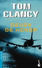 deuda de honor-tom clancy-9788408041573