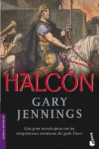 halcon gary jennings 9788408070573