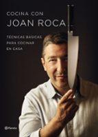 cocina con joan roca-joan roca-9788408121473