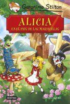 grandes historias : alicia en el pais de las maravillas geronimo stilton 9788408136873