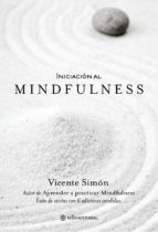 iniciacion al mindfulness vicente simon 9788415132073