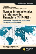 normas internacionales de información financiera (niif-ifrs) version castellana (ebook)-nitzia vazquez-manuel diaz mondragon-9788415735373
