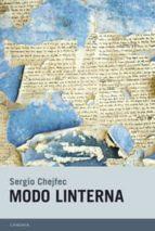 El libro de Modo linterna autor SERGIO CHEJFEC TXT!