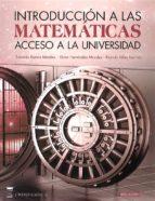 introduccion a las matematicas (6ª ed.) edicion 2016 9788416140473