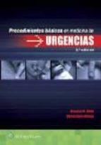 procedimientos básicos en medicina de urgencias-h. shah kaushal-9788416353873