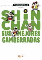 shin-chan: sus mejores gamberradas núm. 04 (de 6)-yoshito usui-9788417316273