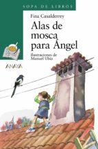 alas de mosca para angel-fina casalderrey-9788420789873
