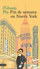 fin de semana en nueva york-josep pla-9788423350773
