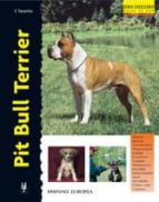 pit bull terrier-f. favorito-9788425512773