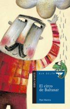 el circo de baltasar-pepe maestro-9788426352873